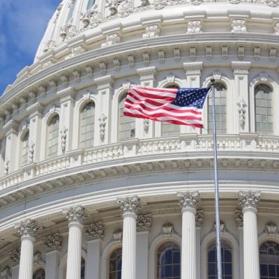 US Congress, National Capitol in Washington, DC