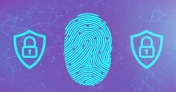 Fingerprint, padlock