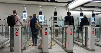 Heathrow Airport border control facial recognition
