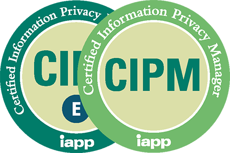 CIPP / CIPM Combination Icon